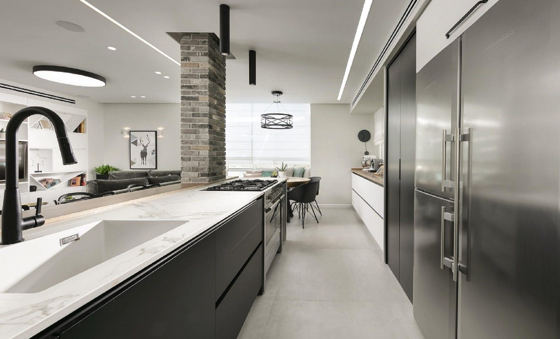 מטבח לק - Semel Kitchens